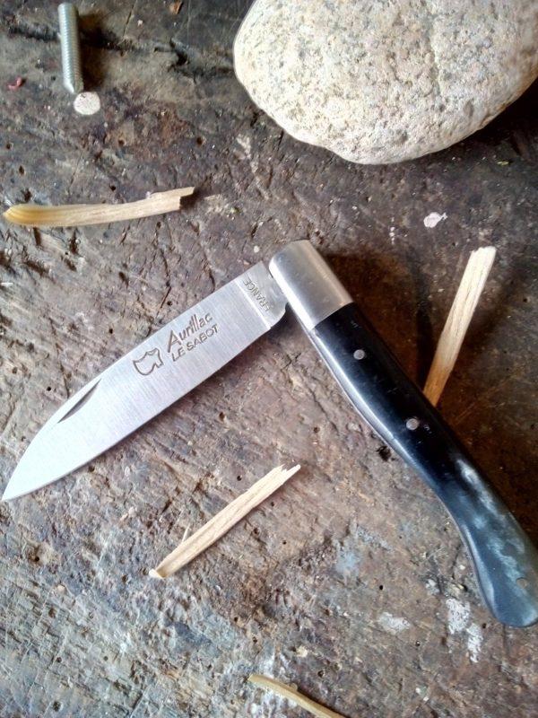 Couteau L'Aurillac manche en Corne