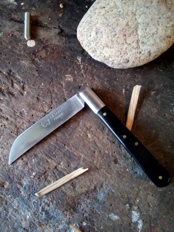 Couteau le Langres Noir